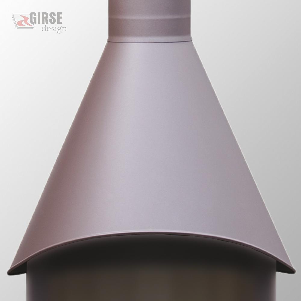 girse design ersatzteil haube f r grillkamine duo exclusiv patchwork exclusiv und edelweiss. Black Bedroom Furniture Sets. Home Design Ideas