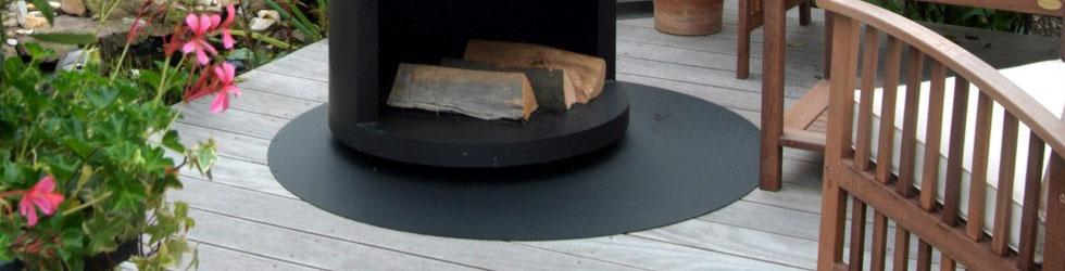 feuerfeste matte kamin klimaanlage und heizung. Black Bedroom Furniture Sets. Home Design Ideas